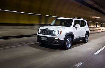 2015 Jeep Renegade Longitude 4x4