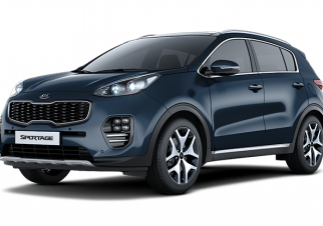 2016 Kia Sportage Base 2.4 L., 180 hp, 6 speed, Automatic, 4WD