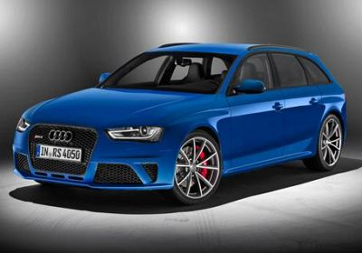 2017 Audi RS4  Avant 4.2 L., 450 hp, 7 speed, S Tronic, AWD