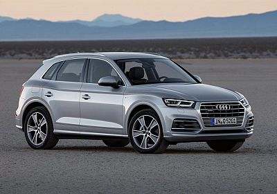 2017 Audi Q5 TFSI Quattro 3.0 L., 272 hp, 8 speed, Tiptronic, AWD