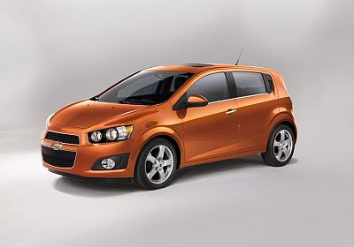 2015 Chevrolet Sonic LS 1.6 L., 115 hp, 6 speed, Automatic, FWD