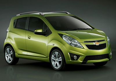 2015 Chevrolet Spark AT 1.0 L., 70 hp, 4 speed, Automatic, FWD