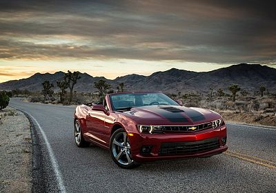 2015 Chevrolet Camaro SS 6.2 L., 426 hp, 6 speed, Automatic, RWD