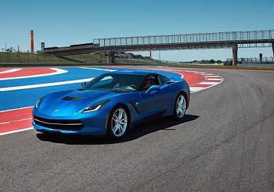 2015 Chevrolet Corvette Z51 6.2 L., 455 hp, 6 speed, Automatic, RWD