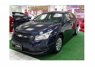 2017 Chevrolet Cruze LS Base 1.8 L., 140 hp, 6 speed, Automatic-Tiptronic, FWD