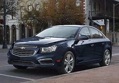 2015 Chevrolet Cruze LT 1.8 L., 140 hp, 6 speed, Automatic, FWD