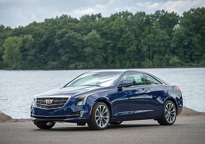 2017 Cadillac ATS Luxury 3.6 L., 321 hp, 6 speed, Automatic, RWD