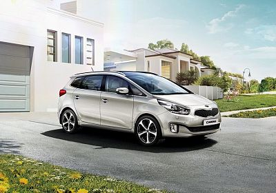 2017 Kia Carens Base 2.0 L., 152 hp, 5 speed, Automatic, FWD