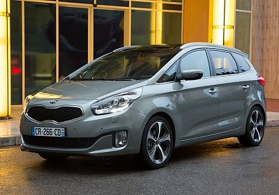 2015 Kia Carens Top 2.0 L., 152 hp, 5 speed, Automatic, FWD