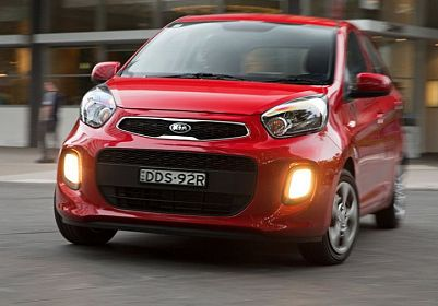 2015 Kia Picanto Top 1.2 L., 86 hp, 4 speed, Automatic, FWD