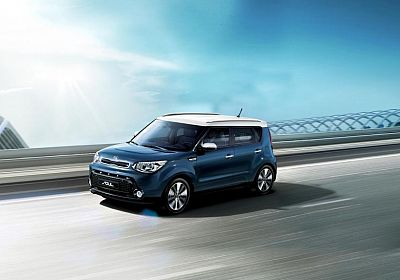 2017 Kia Soul Base 1.6 L., 123 hp, 6 speed, Automatic, FWD