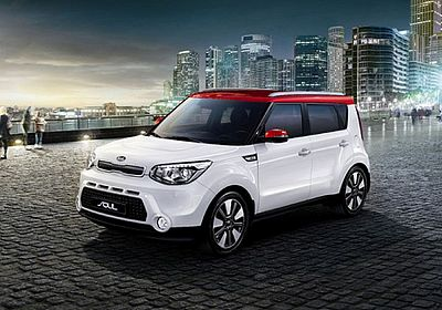 2016 Kia Soul Base 2.0 L., 150 hp, 6 speed, Automatic, FWD