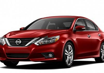 2018 Nissan Altima SV 2.5 L., 182 hp, 6 speed, CVT, FWD