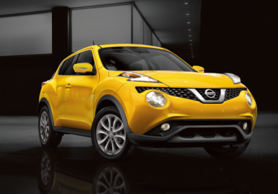 2018 Nissan Juke Base  1.6 L., 117 hp, 6 speed, CVT, FWD