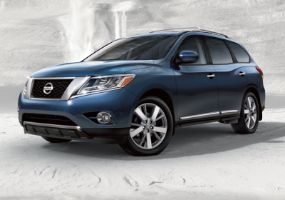 2018 Nissan Pathfinder S 3.5 L., 260 hp, 6 speed, CVT, 4WD