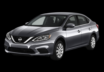 2016 Nissan Sentra S 1.8 L., 130 hp, 6 speed, Automatic, FWD