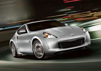 2016 Nissan 370Z Base 3.7 L., 332 hp, 7 speed, Automatic, RWD