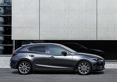2018 Mazda Mazda3 Signature  2.0 L., 153 hp, 6 speed, Tiptronic, FWD