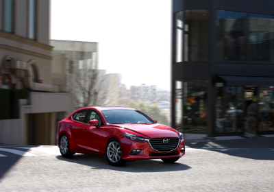 2018 Mazda Mazda3 Core 2.0 L., 153 hp, 6 speed, Tiptronic, FWD