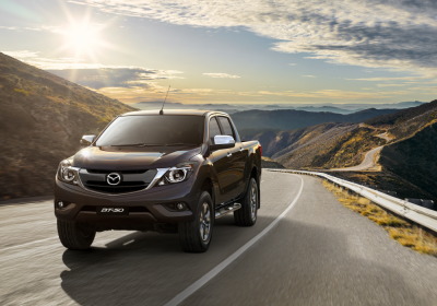 2019 Mazda BT 50 Mid 2.5 L., 160 hp, 5 speed, Manual, 4WD