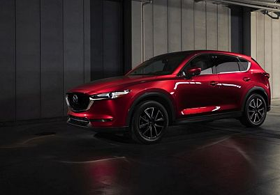 2019 Mazda CX-5 Signature 2.5 L., 188 hp, 6 speed, Tiptronic, 4WD