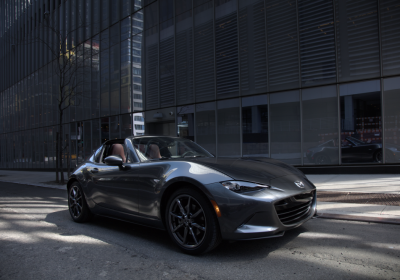 2019 Mazda MX-5 RF 2.0 L., 155 hp, 6 speed, Tiptronic, RWD