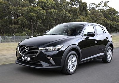 2018 Mazda CX-3 Core  2.0 L., 150 hp, 6 speed, Automatic-Tiptronic, AWD