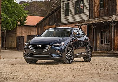 2018 Mazda CX-3 High 2.0 L., 150 hp, 6 speed, Automatic-Tiptronic, AWD