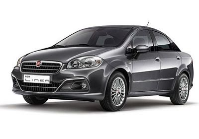 2015 Fiat Linea  Active  1.6 L., 110 hp, 5 speed, Automatic, FWD