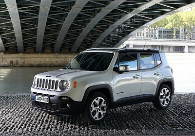 2015 Jeep Renegade Trailhawk 2.4 L., 180 hp, 9 speed, Automatic, AWD