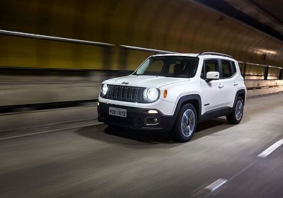 2015 Jeep Renegade Longitude 4x4 2.4 L., 180 hp, 9 speed, Automatic, 4WD
