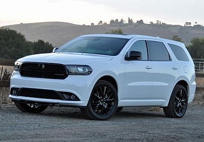 2015 Dodge Durango SXT Plus  3.6 L., 290 hp, 8 speed, Automatic, AWD