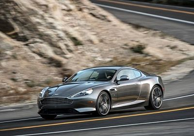 2015 Aston Martin DB9 V12 6.0 L., 510 hp, 6 speed, Automatic, RWD