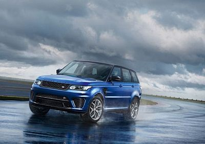 2016 Land Rover Range Rover Sport Autobiography 5.0 L., 510 hp, 8 speed, Automatic, AWD