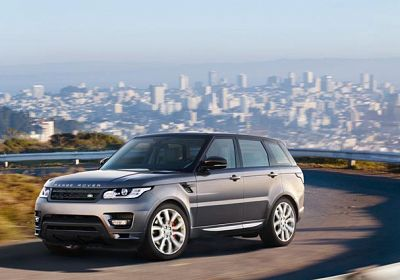 2017 Land Rover Range Rover Sport V6 SE  3.0 L., 340 hp, 8 speed, Automatic, 4WD