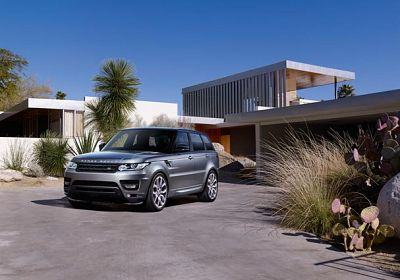 2017 Land Rover Range Rover Sport V8 HSE Dynamic  5.0 L., 510 hp, 8 speed, Automatic, 4WD
