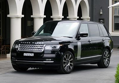 2015 Land Rover Range Rover Vogue SE 5.0 L., 510 hp, 8 speed, Automatic, AWD