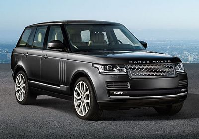 2017 Land Rover Range Rover Vogue 5.0 L., 510 hp, 8 speed, Automatic, 4WD