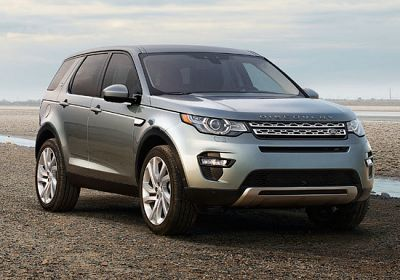 2017 Land Rover Discovery Sport  HSE Dynamic  2.0 L., 240 hp, 9 speed, Automatic, 4WD