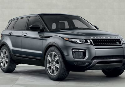 2017 Land Rover Range Rover Evoque SE  2.0 L., 240 hp, 9 speed, Automatic, 4WD