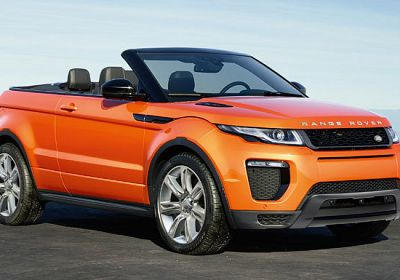2017 Land Rover Range Rover Evoque Convertible HSE (Dynamic) 2.0 L., 240 hp, 9 speed, Automatic, 4WD