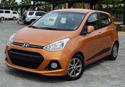 2015 Hyundai Grand i10 base 1.2 L., 85 hp, 5 speed, Manual, FWD