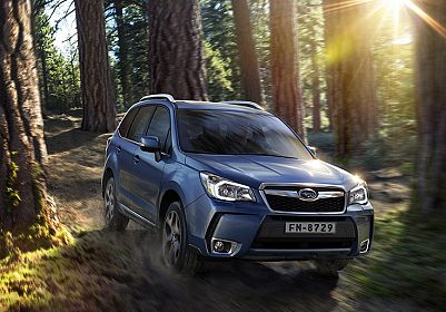 2015 Subaru Forester Base  2.5 L., 170 hp, 6 speed, CVT, Symmetrical AWD