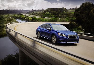 2017 Subaru Legacy Base 2.5 L., 175 hp, 6 speed, CVT, Symmetrical AWD
