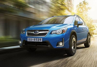 2017 Subaru XV 2.0 2.0 L., 150 hp, 6 speed, CVT, Symmetrical AWD
