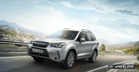 New 2018 Subaru Forester 2.5 Sport 2.5 L., 172 hp, 6 speed ...