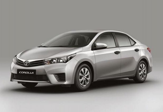 2015 Toyota Corolla Limited