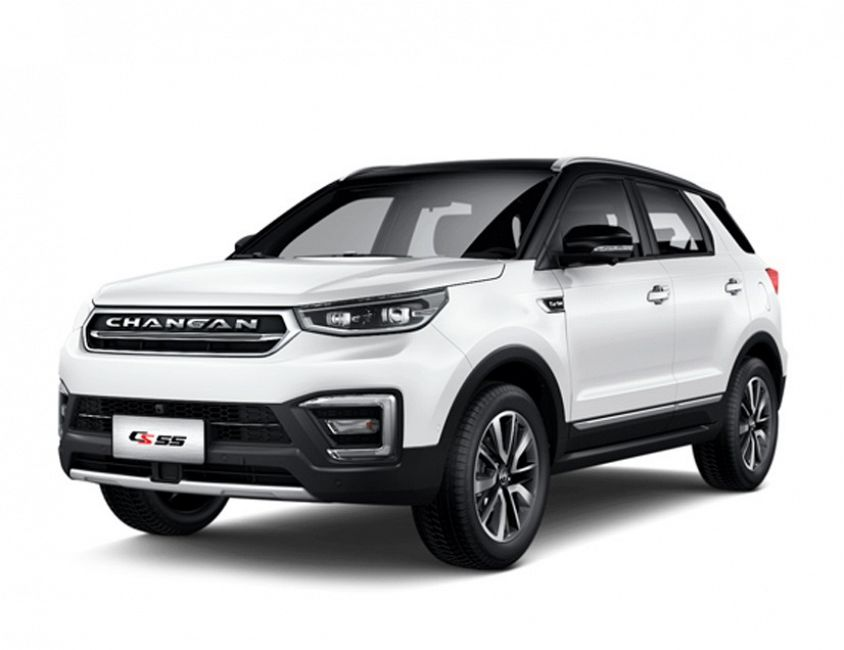 New 2020 Changan Cs55 Platinum Plus 1 5 L 156 Hp 6