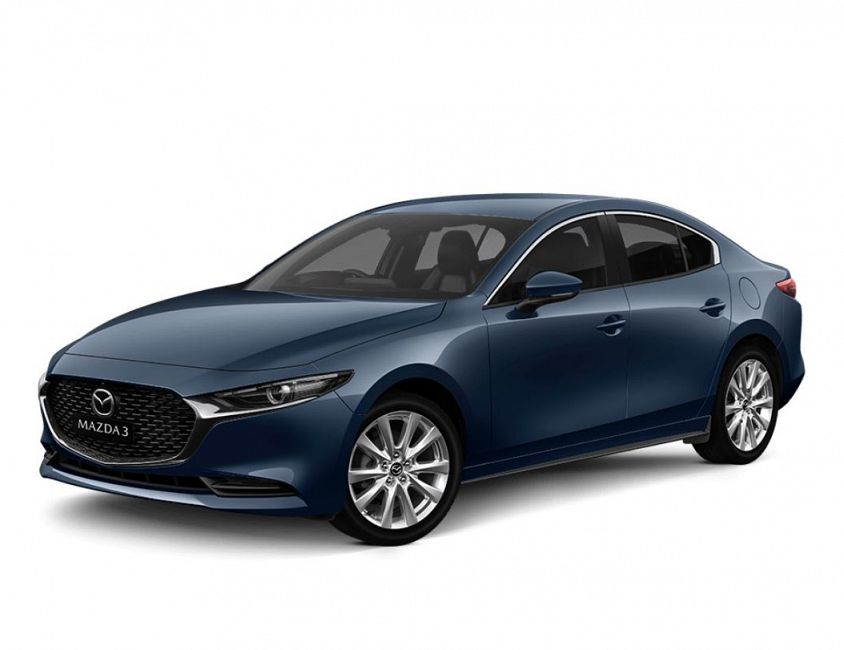 New 2020 Mazda Mazda3 Avant 2 0 L 153 Hp 6 Speed Automatic Fwd Wheelers
