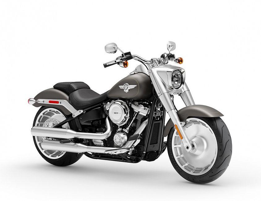 New 2019 Harley-Davidson Softail Fat Boy 1746 CC, 2 cyl , 6 speed, 87 hp